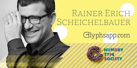 Workshop: sesiones pro de Glyphs entradas