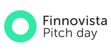 Finnovista Pitch Day Madrid: Big data, AI y tecnologías basadas en datos entradas