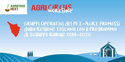 Gruppi Operativi del PEI-AGRI promossi dalla Regione Toscana
