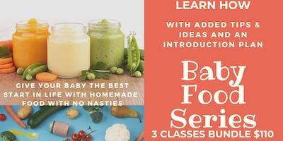 Baby Food Series