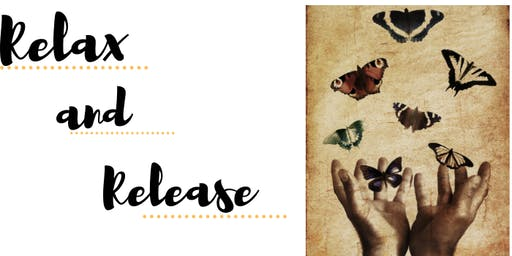 Relax & Release: A Meditative Journey with Bonnie Rasmussen