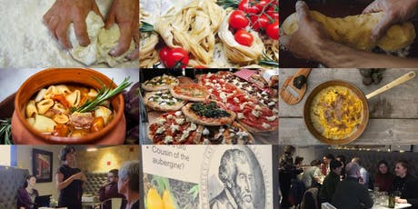 Rituals around bread, beer and pasta: unveiling stories and flavours tickets