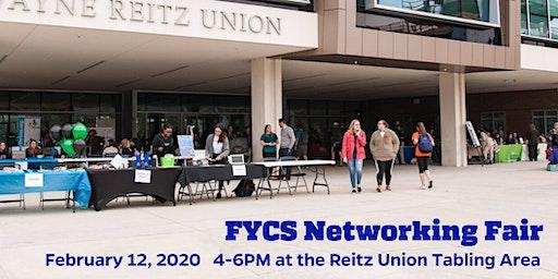 2020 FYCS Networking Fair