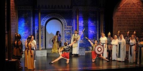 Nabucco - Oper von Giuseppe Verdi tickets