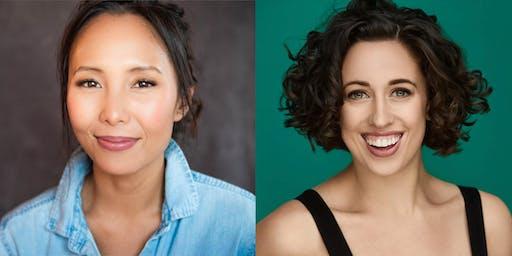 citizens of Broadway - meet Emily Borromeo & Mary Page Nance