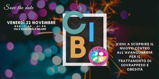 Inaugurazione C.I.B.O