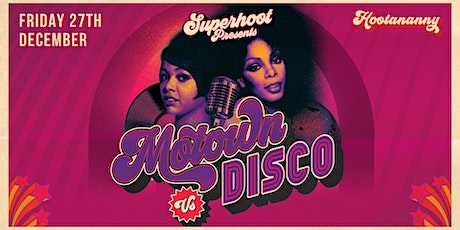 Disco vs. Motown tickets