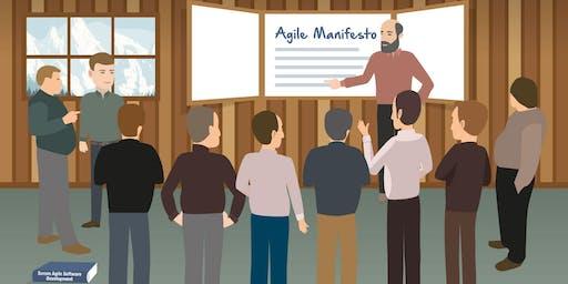 Agile Business - Forretningen og ledelsen i den agile transformation