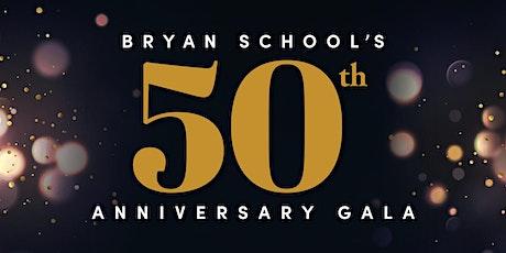 50th Anniversary Gala tickets