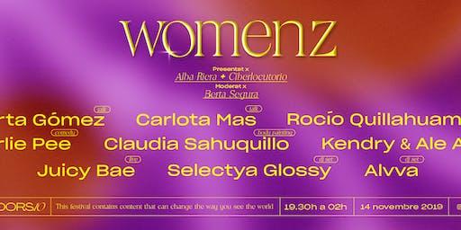 WOMENZ: El festival del talento femenino