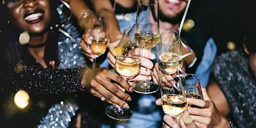 New Year's Eve at NENI Paris/Sape Bar