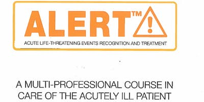 ALERT Course - Chelsea and Westminster Hospital, 16th November 2020