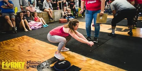 2019 Annual CrossFit Forney's Paindeer Games tickets
