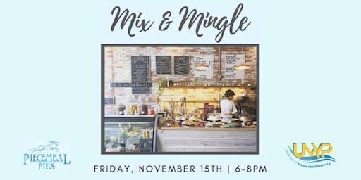 Mix & Mingle at Piecemeal Pies