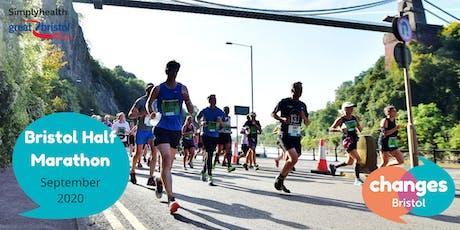 Bristol Half Marathon - Run for Bristol's mental wellbeing tickets
