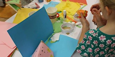 Scribble and Sketch at Redcliffe Children's Centre
