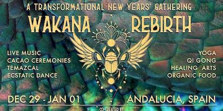 Wakana Rebirth tickets