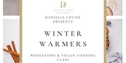 Winter Warmers Vegan Class