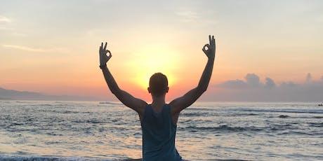 Yin yoga mini-retreat tickets