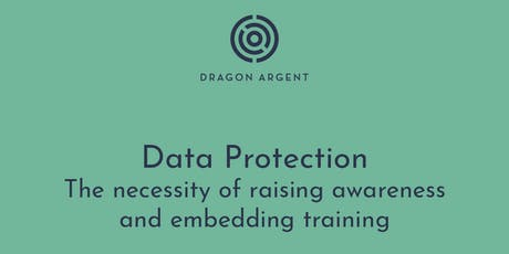 Data protection, the necessity of raising awareness and embedding training tickets