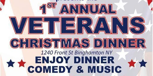 1st Annual Veterans Christmas Dinner