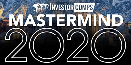 InvestorComps MasterMind 2020 tickets