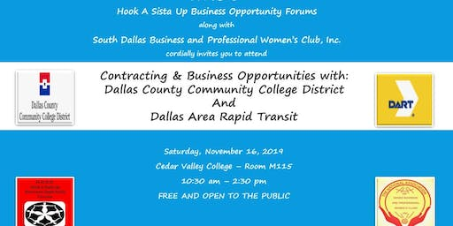 H.A.S.U. Business Opportunity Forum