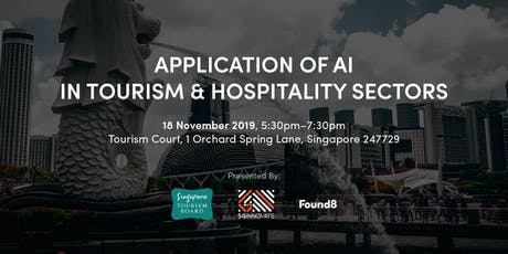 Application of AI in Tourism and Hospitality Sectors tickets