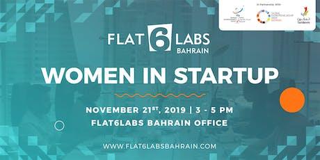 Women in Startup tickets