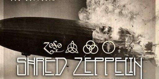 Shred Zeppelin (Led Zeppelin Tribute) + DJ Billy Vidal