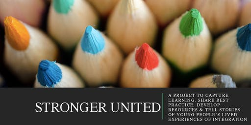 Stronger United: Disability and inclusion  workshop
