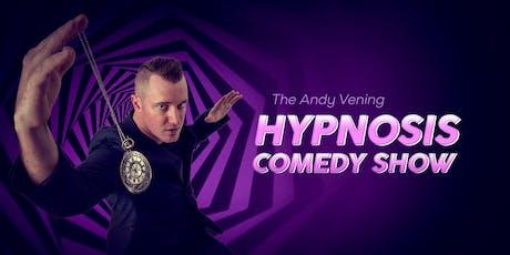 Burnie Bowls Club - Comedy Hypnosis Show tickets