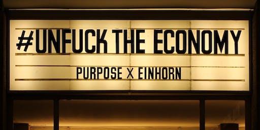 Unfuck the economy #3  - Berlin