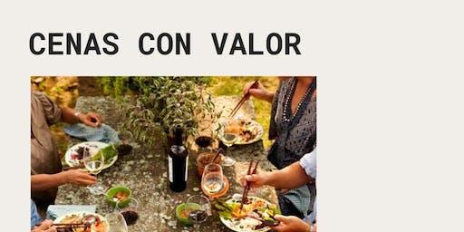 Cenas con Valor: Gestión del Estrés