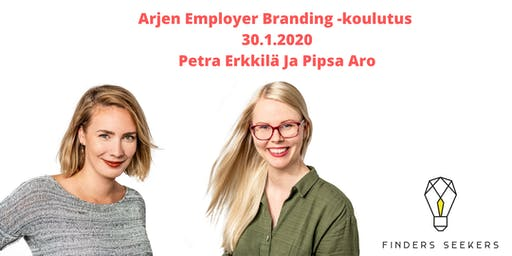 Arjen Employer Branding -koulutus 30.1.2020