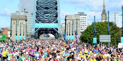 Great North Run for Cynthia Spencer