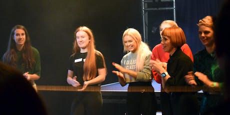 Dance Exchange Hull tickets