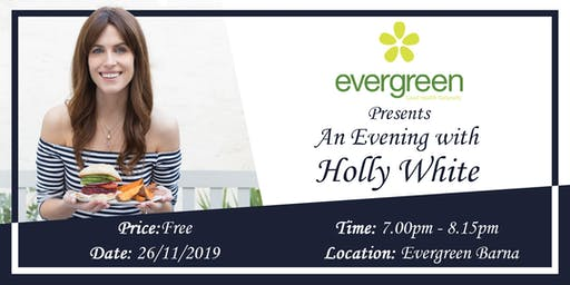 An Evening with Holly White