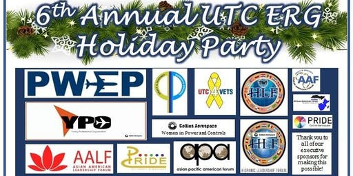 2019 UTC ERG Holiday Party & Toy Drive