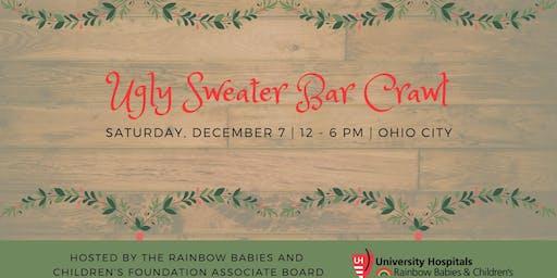 Ugly Sweater Bar Crawl