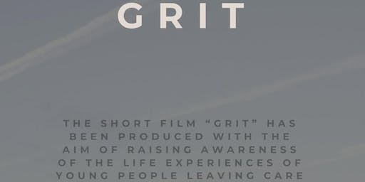 GRIT - a short film produced by partners and Care Experienced Young People