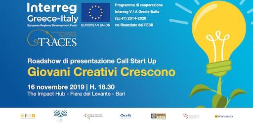 Giovani Creativi Crescono a Startup Weekend Bari 2019 -  16/11/19