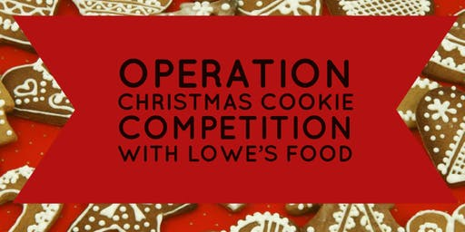 Operation Christmas Cookie Week 1
