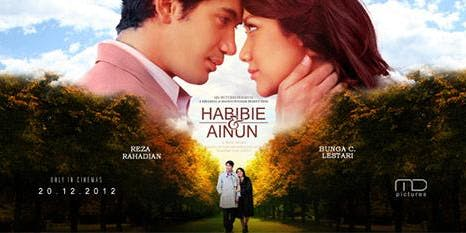 Free Movie Screening : Habibie and Ainun, 23 November 2019, Sphinx, Gent