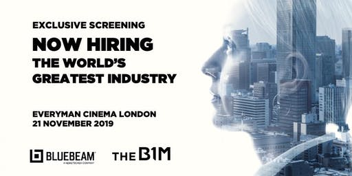 Now Hiring: The World's Greatest Industry - Exclusive Screening