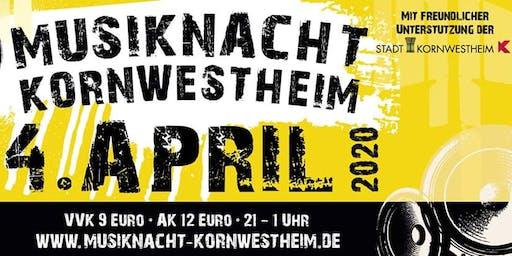 Musiknacht Kornwestheim 2020