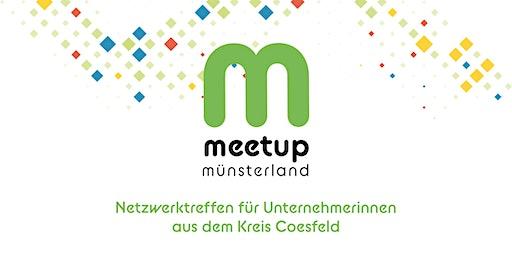 2. Meetup Münsterland