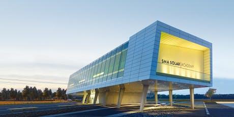Dagtraining - SMA Energy Systems: Energiemanagement en Opslagoplossingen tickets