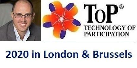 ToP Meetings That Work training - Brussels tickets