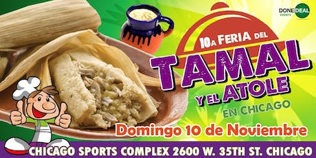 10th Annual Tamal and Atole Fest Chicago tickets